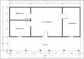 one bedroom cabin floor plans cabin kits