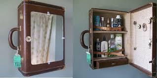Portable Medicine Cabinet 23 Super Creative Repurposed Items Matador Network