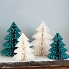 Christmas Decorations Paper Tree by 220 Best Colourful Christmas Images On Pinterest Christmas Ideas