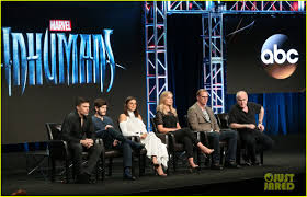 serinda swan responds to medusa wig criticism at u0027inhumans u0027 tca