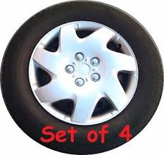 toyota camry hubcaps 2003 set of 4 16 wheel cover toyota camry xle hubcap fits 2002 2003