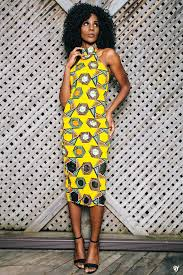 ghana chitenge dresses viv halter dress african fashion ankara kitenge african women