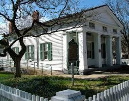revival homes michigan architecture revival