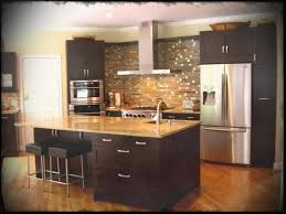 one wall kitchen with island designs ideas outstanding onell kitchen layout design drawing plans