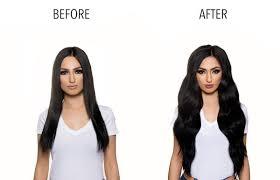 bellissima hair extensions bellissima 220g 22 jet black 1 bellami hair