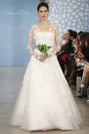 oscar de la renta lace wedding dress gorgeous 2014 oscar de la renta bridal collection weddingomania