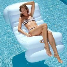 siege de piscine gonflable siège gonflable pour piscine recto verso ultra confortable