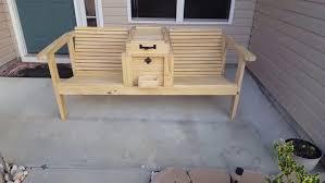 Bench 32 Bench Bench Cooler Bench Built In Cooler Bench Seat Master Case