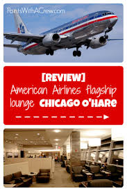 Aa Flight Wifi review american airlines flagship lounge chicago o u0027hare points