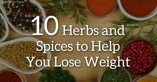 10 herbs and spices for proper weight management