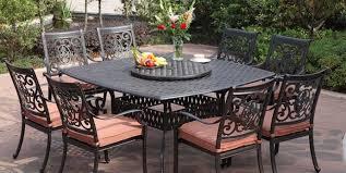 Aluminium Patio Table Home Design Decorative Cast Aluminium Patio Set Garden Aluminum