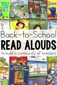 2nd grade books to read the primary back to school read alouds