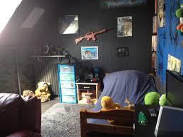 chambre theme de décoration pour une chambre d adolescent thème jeux vidéo