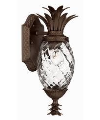 Pineapple Outdoor Lanterns Outdoor Lighting Austin Sacharoff Decoration