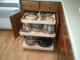 Under Cabinet Shelving by Astonishing In Cabinet Pot Rack Photographs Medium Size Of
