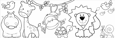 smartness design colouring pages of wild animals 14 animal