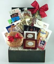 christmas gift packages gift baskets gifty baskets flowers of hanover pa