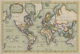 Ancient World Map by Ancient World Maps World Map 18th Century