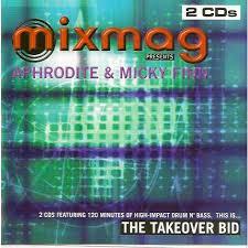 takeover bid the takeover bid de aphrodite micky finn cd x 2 chez pycvinyl
