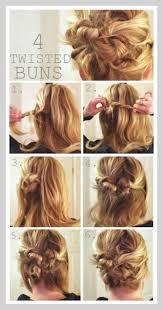 beautiful easy hairstyles step by step women medium haircut