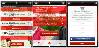 the goodlife fitness app launches now available on the app store