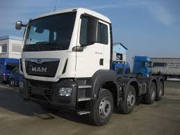 man tgs 35 460 bb 8x4 chassis automarket