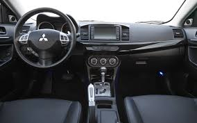 Lancer Sportback Interior 2012 Mitsubishi Lancer Reviews And Rating Motor Trend