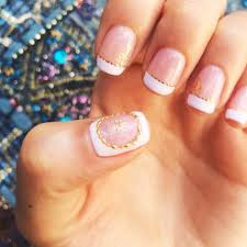 11 nail design french ideas about white french tip on pinterest
