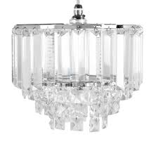 Glass Droplet Ceiling Light by Vienna Easy Fit Pendant Light Laura Ashley
