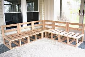 build your own l shaped sofa pallet sectional cushions