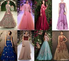 indo western engagement dresses we u0027re loving 8 latest trends