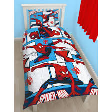 spiderman duvet cover asda double uk eurofest co amazing duvet