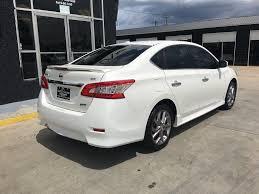 nissan sentra sr 2013 2013 nissan sentra sr 4dr sedan in d u0027iberville ms direct auto