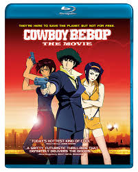 amazon com cowboy bebop the movie blu ray steve blum beau