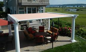 Retractable Awning With Screen Retractable Pergola Awning Uv Protection West Haven Ct