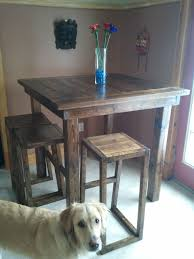 what is a pub table build this pub style table for around 70 step by step