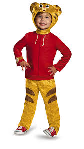 Halloween Costume 3t Amazon Daniel Tiger U0027s Neighborhood Daniel Tiger Classic
