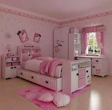 Bedroom Design For Girls Pink Hello Kitty Hello Kitty Girls Room Home Design Ideas