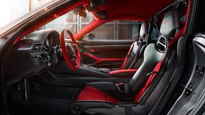 porsche stinger interior 2018 porsche 911 gt2 rs how porsche lopped 26 seconds off of the