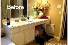 impressive organized bathroom vanity ideas bathroom counter