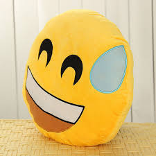 funny emoji pillow pillow cushions coussin almofada plush cat