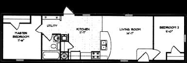 2 Bedroom Manufactured Home Single U0026 Multi Section Modular Homes Of Ohio Remy U0027s Manufactured