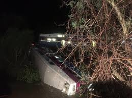 sunol train of lights sunol nine injured as ace train derails in niles canyon east bay