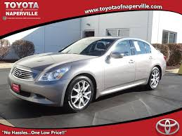 pre owned 2009 infiniti g37 sedan x 4d sedan in naperville