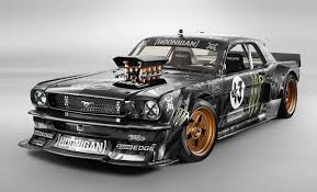 best ford mustang hoonicorn rtr for gymkhana 7 is the best car ken block has