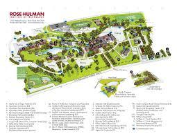 Printable Map Of Indiana Printable Map Rose Hulman