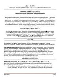 Engineering Resumes Examples by Click Here To Download This Electrical Engineer Resume Template