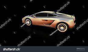 shiny silver lamborghini silver sports car stock illustration 39299512 shutterstock