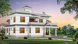 1900 Home Decor by Two Storey Kerala House Designs 218 Keralahouseplanner Home Plan
