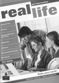 real life pre intermediate test book